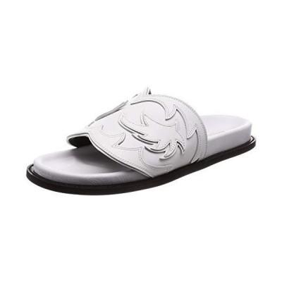 ピッピシック Foot Bed Western Sandal レディース FB WESTERN19 WHITE 25 cm