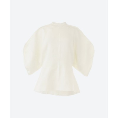 <AKIRANAKA(Women)/アキラナカ> Maisie out seam knit PO WH WHITE【三越伊勢丹/公式】