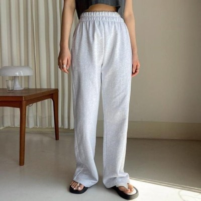 ENVYLOOK レディース パンツ Full-wide pants