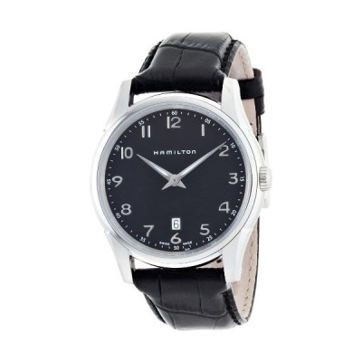 Hamilton Jazzmaster Thinline H38511733 Mens Watch 並行輸入品