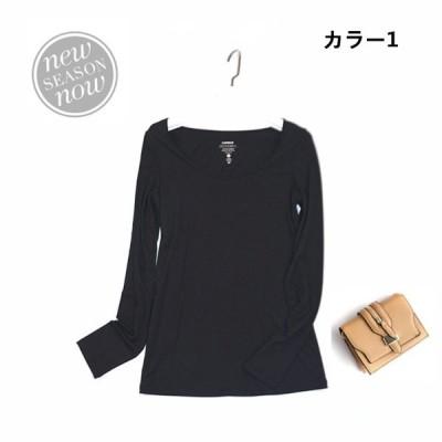 レディース ロング丈シャツ 長袖 トップス 20代30代40代50代