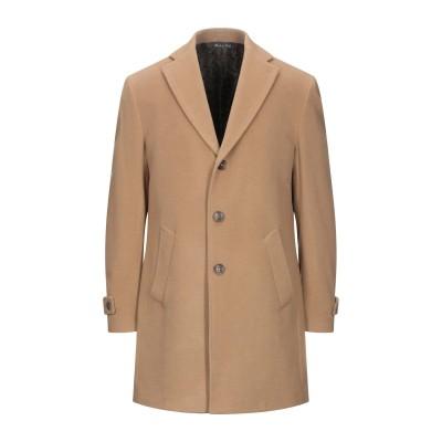 GAETANO AIELLO コート キャメル 54 ウール 100% コート