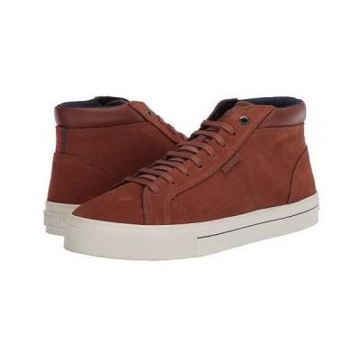 Ted Baker テッドベイカー メンズ 男性用 シューズ 靴 スニーカー 運動靴 Peray - Tan