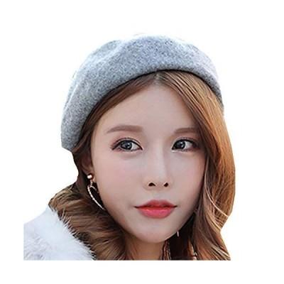 WHITE FANG(ホワイトファング) ベレー帽 帽子 秋冬 防寒 人気 ハット キャップ おしゃれ かわいい レディース CA293 (