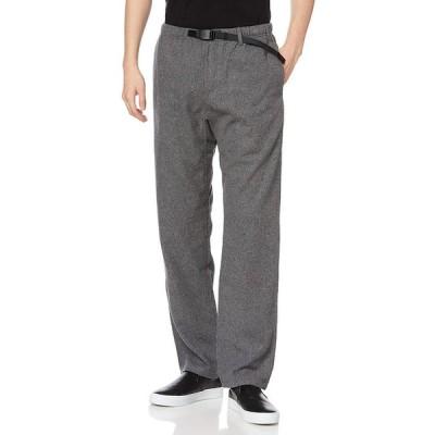 [グラミチ] ウールロングパンツ WOOL BLEND GRAMICCI PANTS メンズ HEATHER CHARCOAL 日本 M (日本サイ