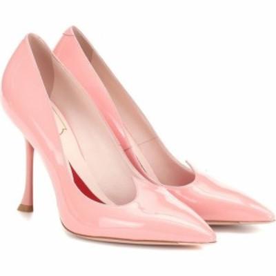 ロジェ ヴィヴィエ Roger Vivier レディース パンプス シューズ・靴 i love vivier patent leather pumps rosa blossom
