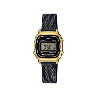 カシオ 腕時計 レディース アクセサリー Digital watch - black