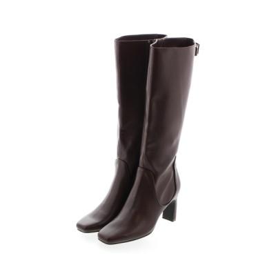JELLY BEANS / バックベルトロングブーツ(115-22011)JELLY BEANS(ジェリービーンズ) WOMEN シューズ > ブーツ
