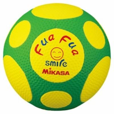 ミカサ MIKASA FFF4-YG サッカー ボール ふぁふぁサッカー 4号球【取り寄せ】