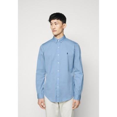 ラルフローレン シャツ メンズ トップス Shirt -  blue