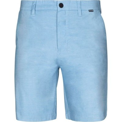 ハーレー Hurley メンズ ショートパンツ ボトムス・パンツ Dri - Fit Breathe 19in Short Stone Blue