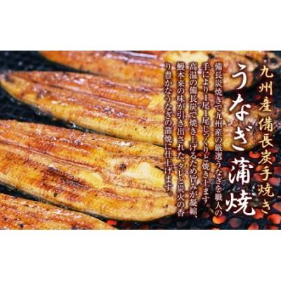 【九州産】備長炭手焼き うな丼パック 5袋入(350g)