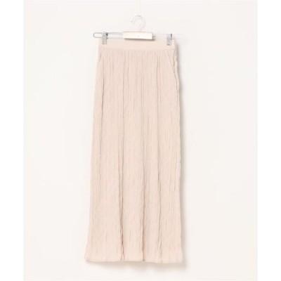 スカート Ray BEAMS / ダイヤ シャーリング スカート