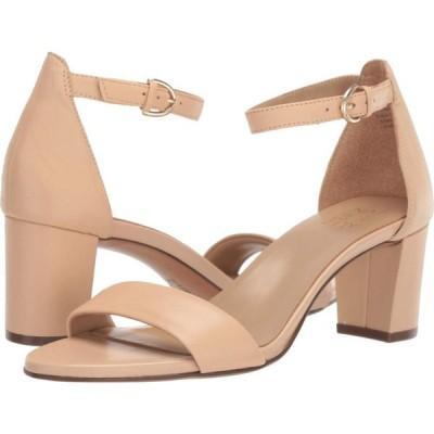 ナチュラライザー Naturalizer レディース サンダル・ミュール シューズ・靴 Vera Soft Nude Leather