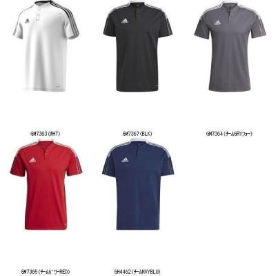 アディダス adidas 11TIRO21ポロ JIB97 サッカーポロシャツ