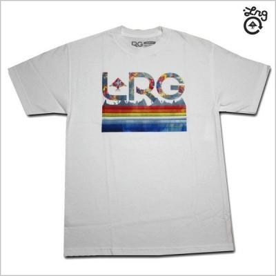 LRG Tシャツ ASTRO SPARK TEE F171081Q WHT ホワイト エルアールジー