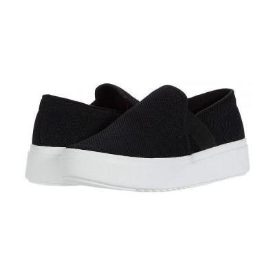 Eileen Fisher アイリーンフィッシャー レディース 女性用 シューズ 靴 スニーカー 運動靴 Pep - Black Stretch Knit
