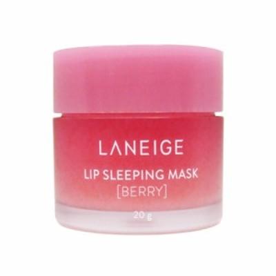ラネージュ リップスリーピングマスク ベリー 20g [ リップ スリーピングマスク リップケア LANEIGE 韓国コスメ Lip Sleeping Mask ]