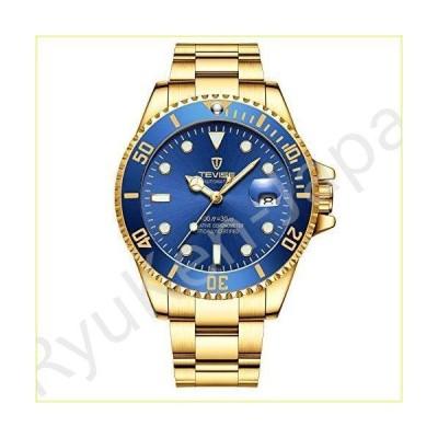 【新品・未使用品】スイス製 夜光 サブマリナーウォッチ メンズ 自動巻き 機械式腕時計 ファッション