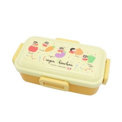 抗菌 ふわっと ランチボックス お弁当箱 クレヨンしんちゃん ベジタブル ティーズファクトリー 530ml