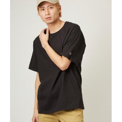 improves / 【CHAMPION】ワンポイント 半袖Tシャツ T525C MEN トップス > Tシャツ/カットソー