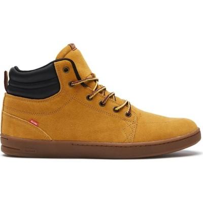 グローブ Globe メンズ ブーツ シューズ・靴 gs boot Wheat