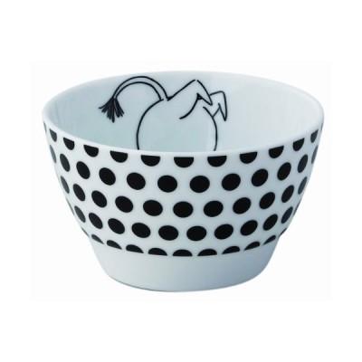 MOOMIN (ムーミン) 「 ボブファンデーション 」 12cm スープボウル(スープカップ) ムーミン柄 MM701-351