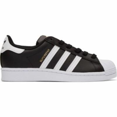 アディダス adidas Originals レディース スニーカー シューズ・靴 Black and White Superstar Sneakers Core black/Cloud white/Core bl