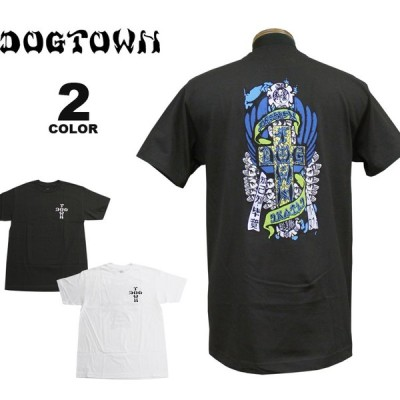 【SALE】 ドッグタウン Tシャツ DOGTOWN ERIC DRESSEN FLAKE S/S T-SHIRTS 半袖 TEE メンズ レディース 全2色 S-L