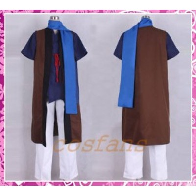 コスプレ衣装 VOCALOID2 番凩 KAITO