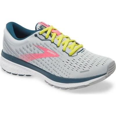 ブルックス BROOKS レディース ランニング・ウォーキング シューズ・靴 Ghost 13 Running Shoe Ice Flow/Pink/Pond