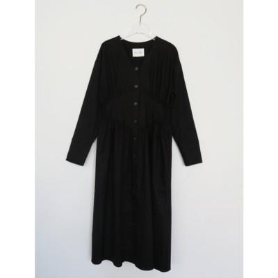 corset design one-piece (black)