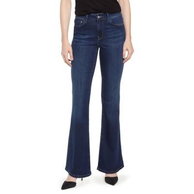 マビ レディース デニムパンツ ボトムス Sydney Dark Supersoft Flared Jeans DARK SUPERSOFT
