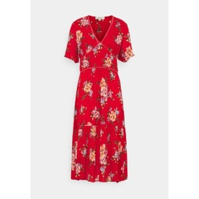 デリ レディース ワンピース トップス SUPERSTITIEUSE DRESS - Day dress - red red