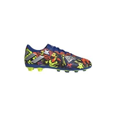 アディダス(adidas) ジュニアサッカースパイク ファームグラウンド用 ネメシス メッシ 19.4 AI1 J FG EH0598 サッカーシューズ (キッズ)