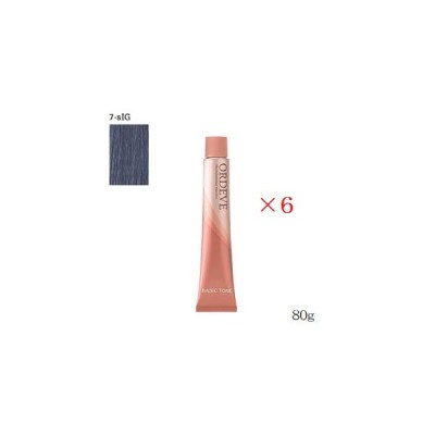 ミルボン オルディーブ 80g 7−sIG ×6セット (医薬部外品)