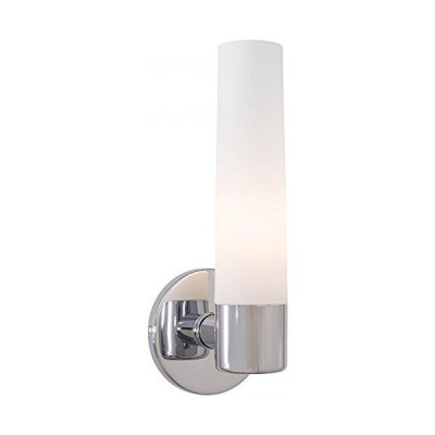 George Kovacs P5041-077, Saber Glass Wall Sconce Lighting, 1 Light, 60 Tota
