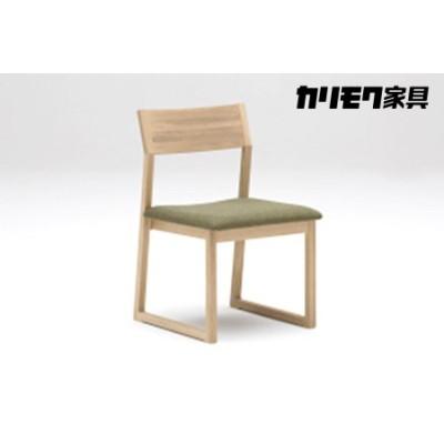 【2629-0193】[カリモク家具]ダイニング5点【CB3305・DB5201】