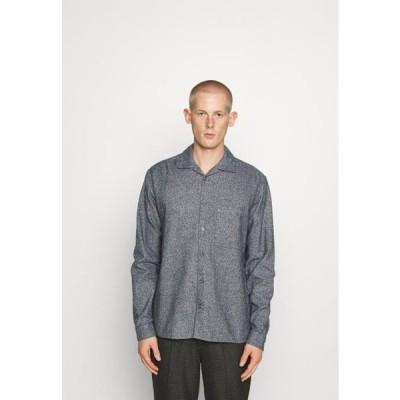 ジャックアンドジョーンズ メンズ シャツ JPRBLAOSCAR - Shirt - grey melange