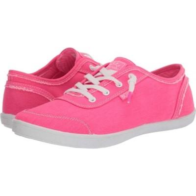 スケッチャーズ BOBS from SKECHERS レディース スニーカー シューズ・靴 Bobs B Cute Neon Pink