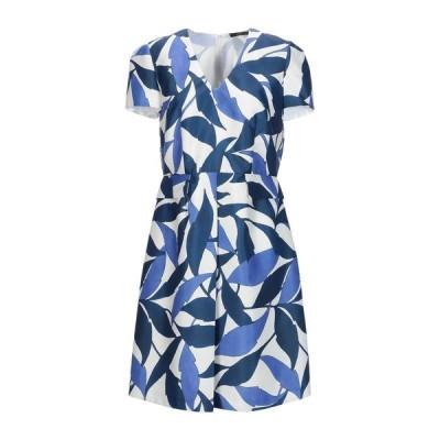 SEVENTY SERGIO TEGON チューブドレス ファッション  レディースファッション  ドレス、ブライダル  パーティドレス ブルー