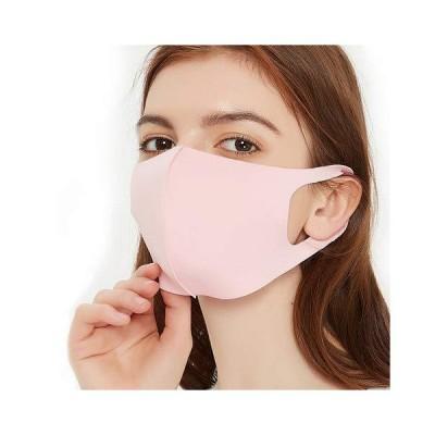 PMJ マスク 6枚セット立体型 洗えるマスク 水着素材 繰り返し使用可 男女兼用 UVカット/吸汗速乾/抗菌・防臭/日焼け 防止/花粉症/