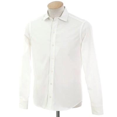 デザインワークス DESIGNWORKS カジュアルシャツ ホワイト 44
