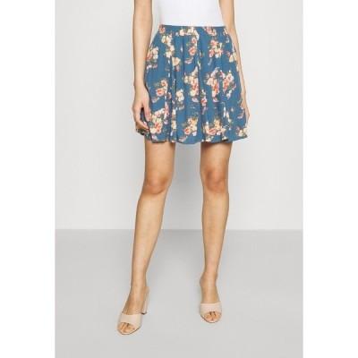 アメリカンイーグル スカート レディース ボトムス GODET SKIRT - A-line skirt - blue