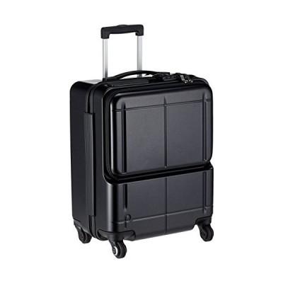 スーツケース 日本製 マックスパス スマートスマ-トフォンバッテリー搭載 39L 46 cm 3.5kg ブラック