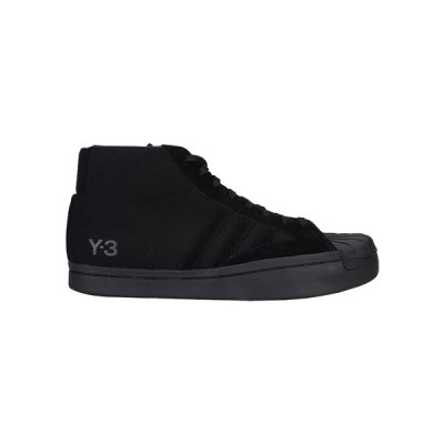 ワイスリー メンズ スニーカー シューズ Y-3 Yojhi Pro High-Top Sneakers -