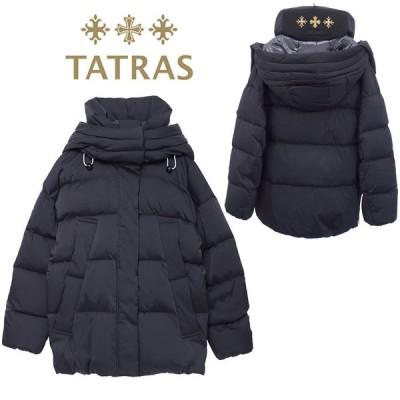 タトラス TATRAS レディース ダウンコート プレ LTLA20A4178-D PELER-01 BLACK