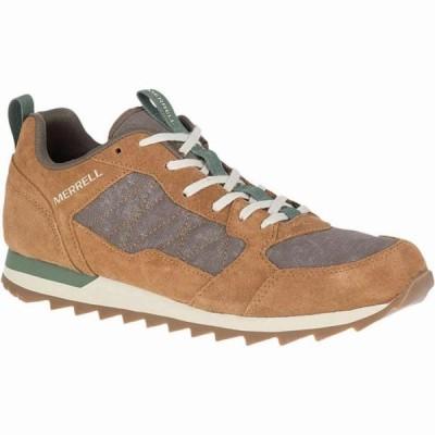 (取寄)メレル メンズ アルパインスニーカー Merrell Men's Alpine Sneaker SneakerTobacco
