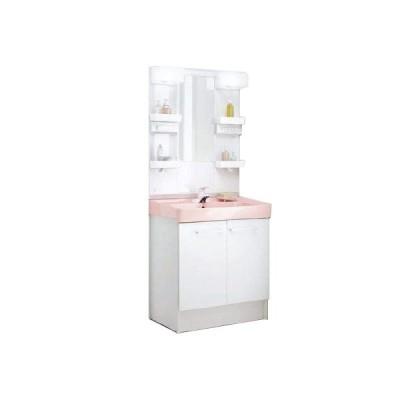 *INAX*FTVN-754+MFTX-751YFU 洗面化粧台 オフト 上下セット 間口750mm 一般地用【直送なら送料無料】