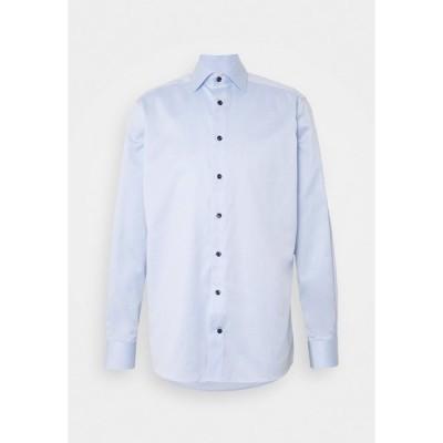 エトン シャツ メンズ トップス CONTEMPORARY FIT - Formal shirt - light blue